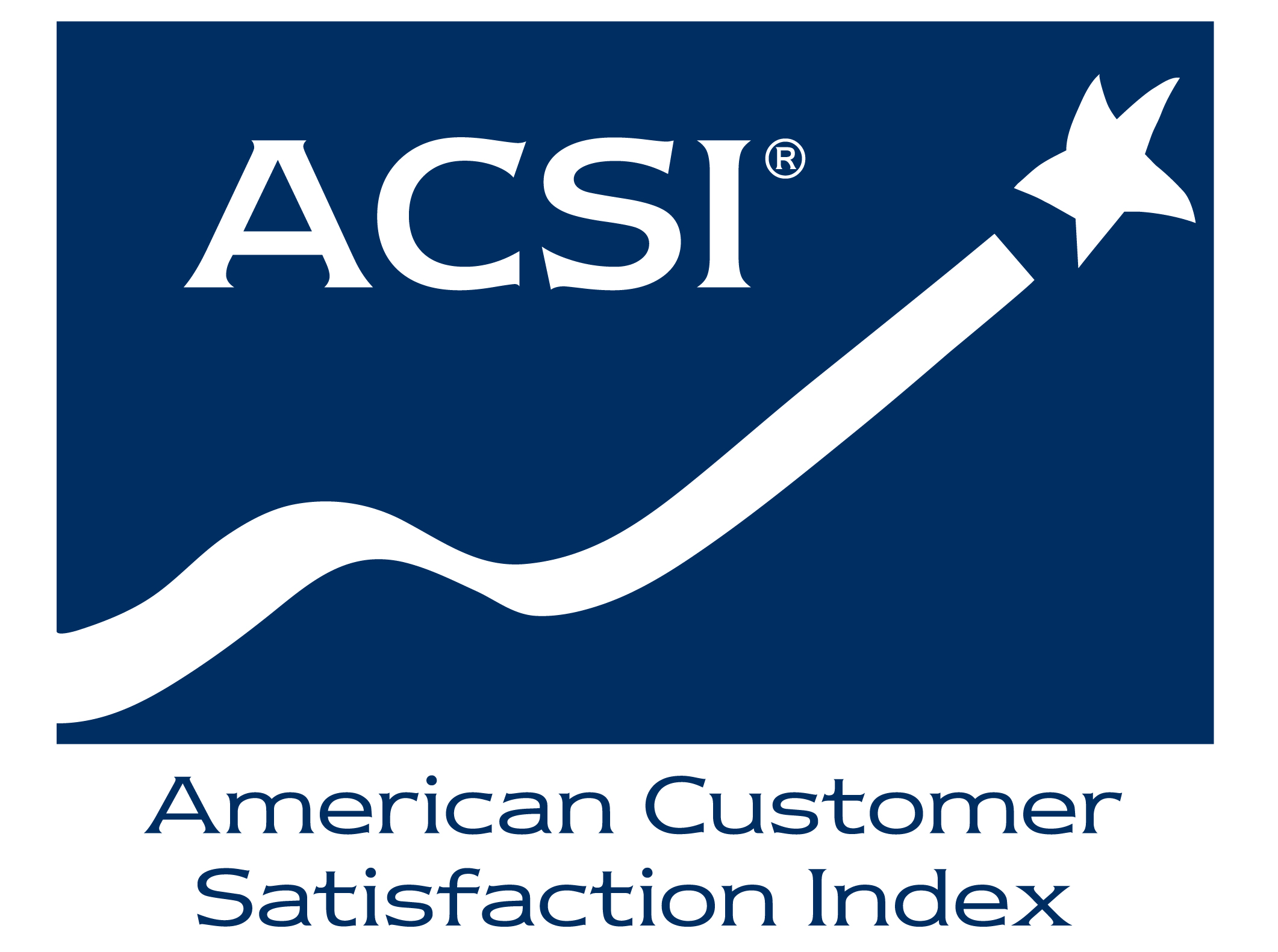 The ACSI - American Customer Satisfaction Index - is is the only national cross-industry measure of customer satisfaction in the United States. Each year, the ACSI uses data from interviews with roughly 300,000 customers as inputs to an econometric model for analyzing customer satisfaction with more than 400 companies in 46 industries and 10 economic sectors.