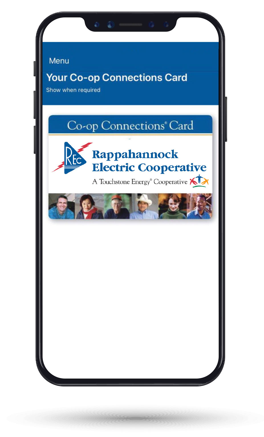 Connections.coop mobile app